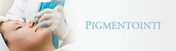 pigmentointi